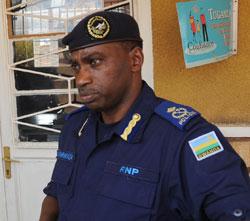 ACP Dr.Daniel Nyamwasa, Umuyobozi w'ibitaro bya Polisi