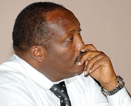 Perezida wa IBUKA Prof. Dusingizemungu Jean Pierre