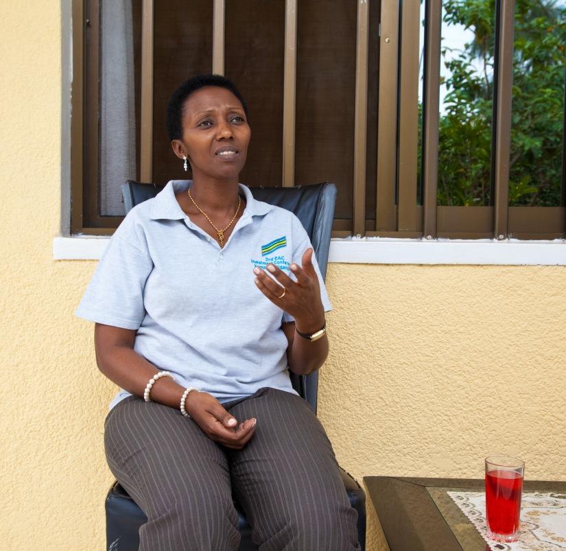 Coletha Uwineza Ruhamya