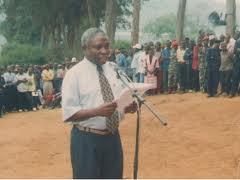 Lt. Col Cyiza Augustin, imyaka 10 irashize aburiwe irengero