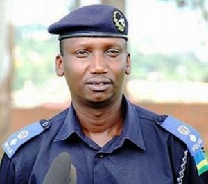 CSP Eric Kayiranga wayoboraga ubugenzacyaha nawe yasezerewe