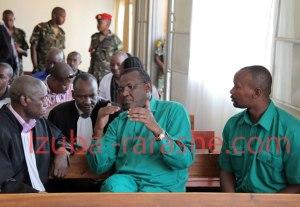 Me Butare Godfrey ibumoso aganira na Gen Rusagara