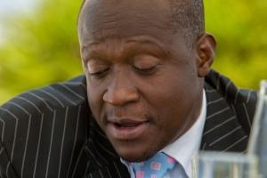 Minisitiri Joseph Habineza