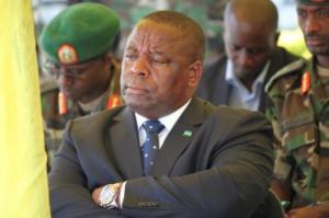 Guverineri w'Intara y'Amajyaruguru Bosenibamwe Aimé