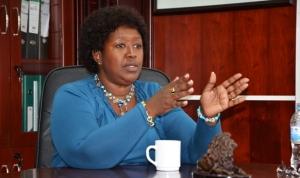 Minisitiri w'Ubuzima, Dr Agnes Binagwaho (Ifoto/Ngendahimana S)