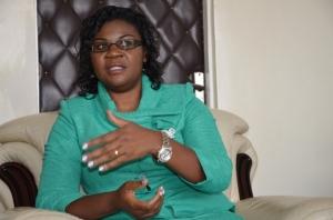 Minisitiri w'Abakozi ba Leta n'Umurimo, Judith Uwizeye (Ifoto/Ngendahimana S)