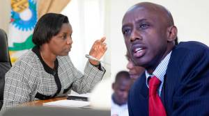 "Minisitiri Venantie Tugireyezu na Minisitiri Kaboneka Francis bumvise icyo abayobozi b'Ibitangazamakuru batekereza kuri ""Ndi Umunyarwanda"""